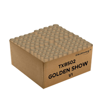BATERIA ZŁOŻONA GOLDEN SHOW F2 TXB502