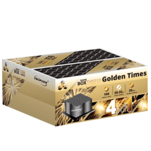 BATERIA ZŁOŻONA GOLDEN TIMES F2 TXB319