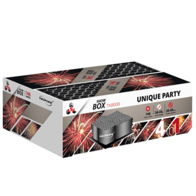BATERIA ZŁOŻONA UNIQUE PARTY F2 TXB008