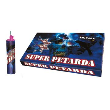 PETARDA LONTOWA SUPER PETARDA 10SZT. F3 TXP068